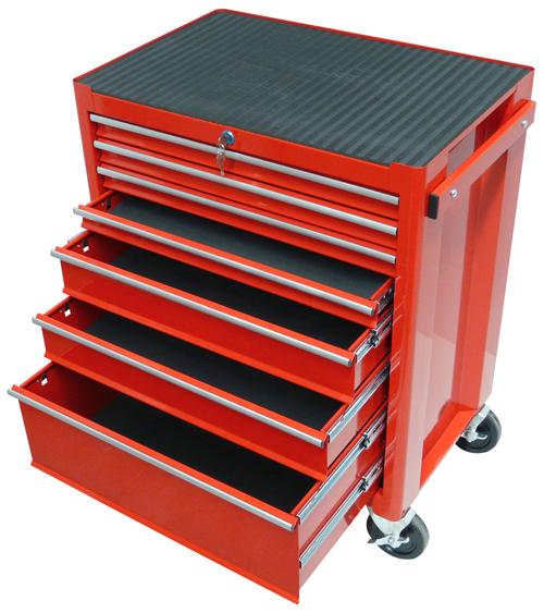 famex werkstattwagen werkzeugwagen best ckt mit werkzeug u. Black Bedroom Furniture Sets. Home Design Ideas