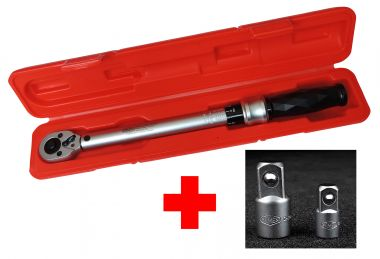 "FAMEX 10869 Torque Wrench, 20-110 Nm, 3/8""-dr."